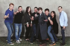 The Torchwood Team by MBaca42