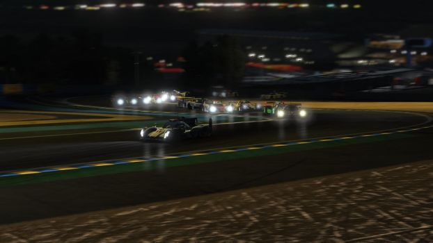 Race Night at Le Mans by ed12342