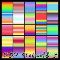 PSP Gradients 5 by ak2290