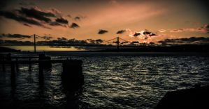 Cacilhas HDR II by AssassIIn