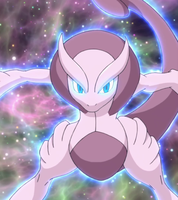 Mega Mewtwo X Screenshot by Nell-tu-lover