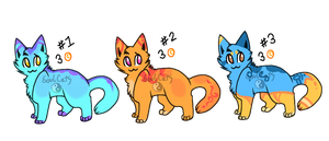 CHEAP point adopts :3 by SoulCats