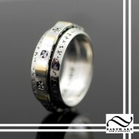 Custom Stargate Spinner ring by mooredesign13
