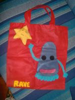 RAVE shopping bag by MaddMorgana