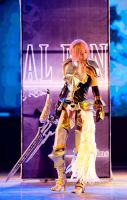 FF13 -2  Lightning - Final Fantasy XIII-2 by rubensbuer