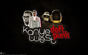 138. Kanye West feat. Daft Punk by J1897