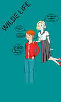 Wilde Life - Sylvia and Cliff by Cat-Amanda-Vargas