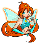 New Winx Club - Bloom by LidiyaAvgusta