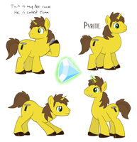 This is My Pony by BaronOfEvil