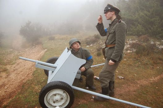 Airsoft PaK 36 by Al-Capony