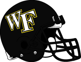 Wake Forest Helmet 1993-2000 by Chenglor55
