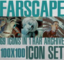 Farscape Icons Episode 2x04 by haunted-passion
