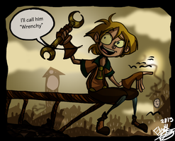 Wrenchy by Freakly-Show