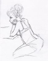 Dr. Sketchy's 7 by chibi-muse