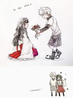 for dear Alluka by Curayukie
