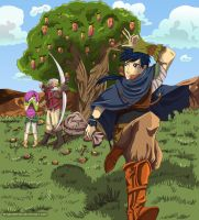 FE:SS: Childhood Memories by EnigmaAerion