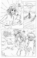 Comic Meme: Tsubasa Chronicle by laurbits