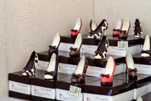 Chocolate Shoes by NicolaZanarini