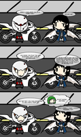 No Cardgames on Motorcycles by ChaosOverlordZ