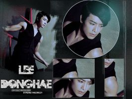 Lee Donghae by hyperactivecrazzy