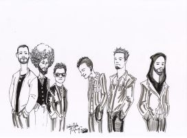 Linkin Park by JoeyCS