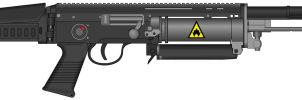 SA-29 Chimera Flamethrower by ExtendedProject