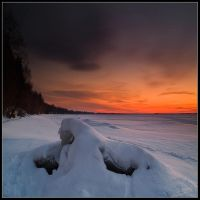 Winter at Simcoe by IgorLaptev