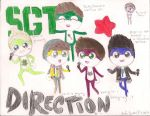 Sgt. Direction by RosieMe