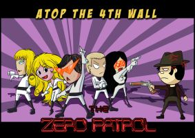 AT4W - The Zero Patrol by MTC-Studio
