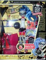 Ghoulia Physical Deaducation by mh-maria
