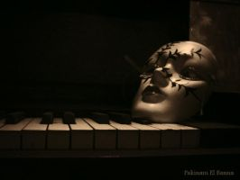 The living melodies.. by PakinamElBanna
