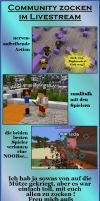 Minecraft Communityevent by jolina44