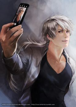 Zen Mystic messenger by Brilcrist