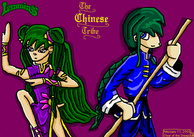 Year of the Lemming by Captain-Chaotica