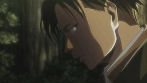episode 19 Levi gif [2] by NihonOaisuru