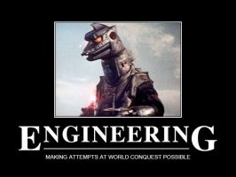 Engineering by redspidey