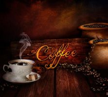 Food design - Coffee warehouse by pixta