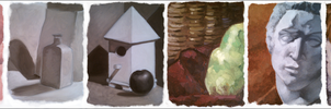 812012 Still lifes by KenDraw