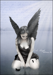Evil Angel by LadyDarkRaven