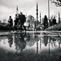 puddle' by MustafaDedeogLu