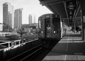 Chicago L XII by DanielJButler