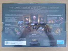 StarCraft 2 - HOTS - Collector's Edition - Back by Fubukio