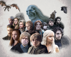 Game of Thrones Wallpaper by Isi-Angelwings