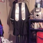 graduation outfit by lucinarodriguez96