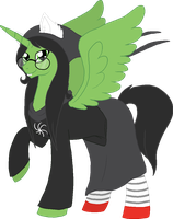 Witch of Space ID by AskPonyJade