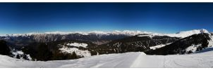 Mountain Ranges by stetre76