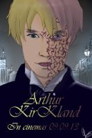 The Picture of Arthur Kirkland by Silbido