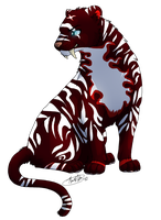 Commission: tiger by Mana-ghostwolf