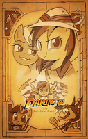 Daring Do by Ssalbug