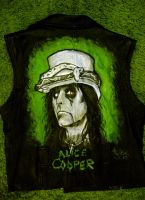 Alice Cooper jacket by Red-Szajn